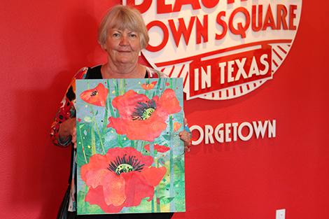 art contest winner