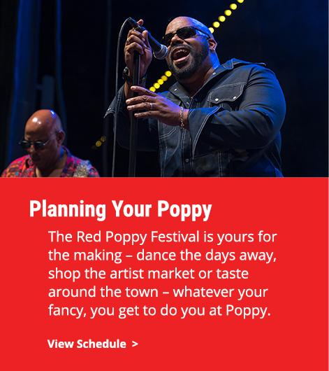 plan your poppy